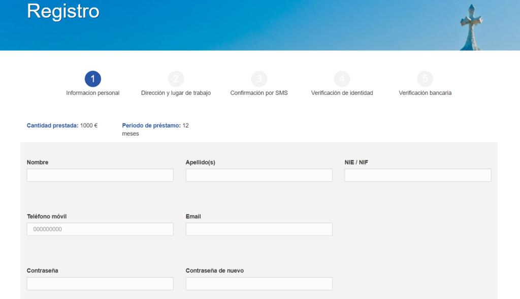 IEC Credit Registro