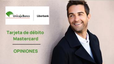 Tarjeta débito Liberbank online