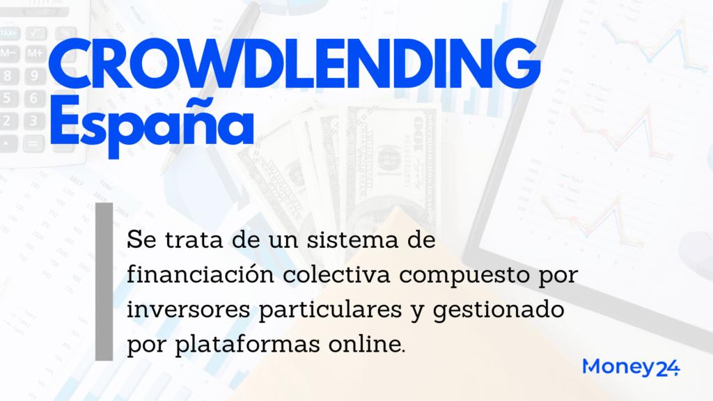 Plataformas de crowdlending España